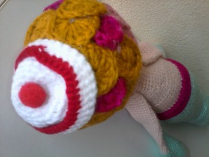 Bonnet en crochet