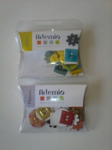 Boutons fantaisie