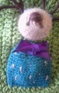 Détaild portrait -crochetfil et création