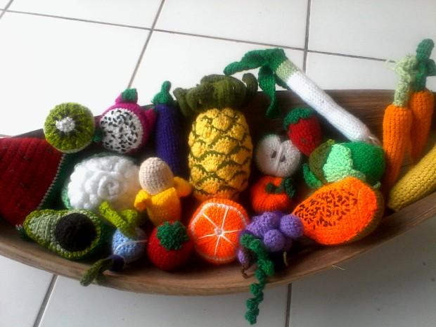 Dinette crochet