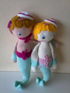 Doudou en crochet
