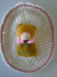 Portrait en crochet