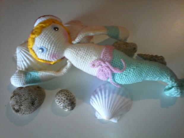 Sirène Mici-crochetfiletcreation