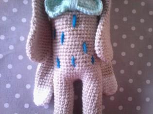 Crochet doudou