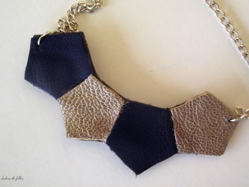 Bijoux en cuir de lubies de filles 2