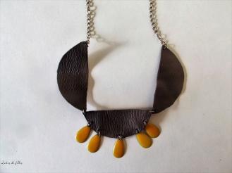 bijoux en cuir lubies de filles 1