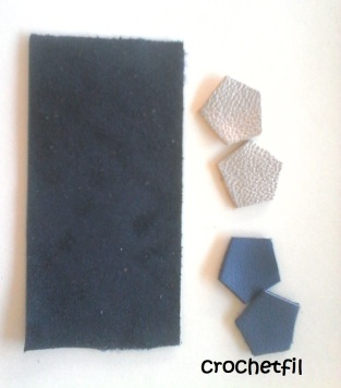 kit collier cuir 6