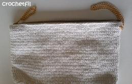 pochette crochetfil