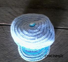 casquette bb crochetfil6