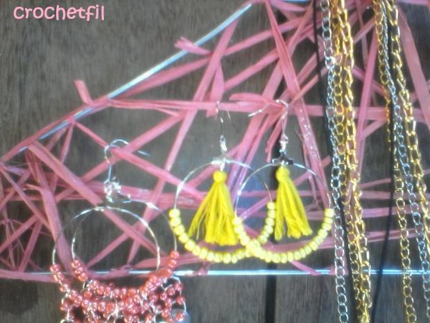 Détails porte bijoux