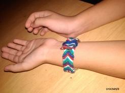 Montre bracelet brésilien 2