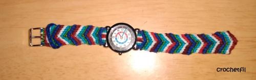 Montre bracelet brésilien 3