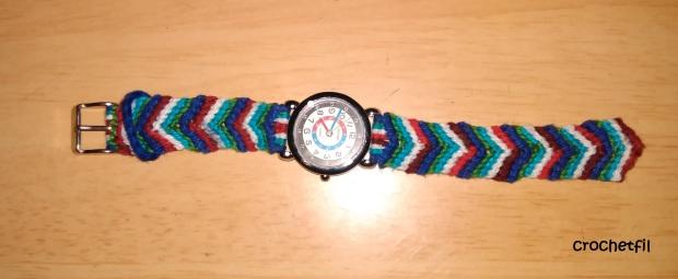 Montre bracelet brésilien 4