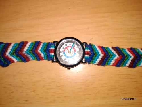 Montre bracelet brésilien 5