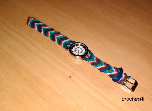 Montre bracelet brésilien 7