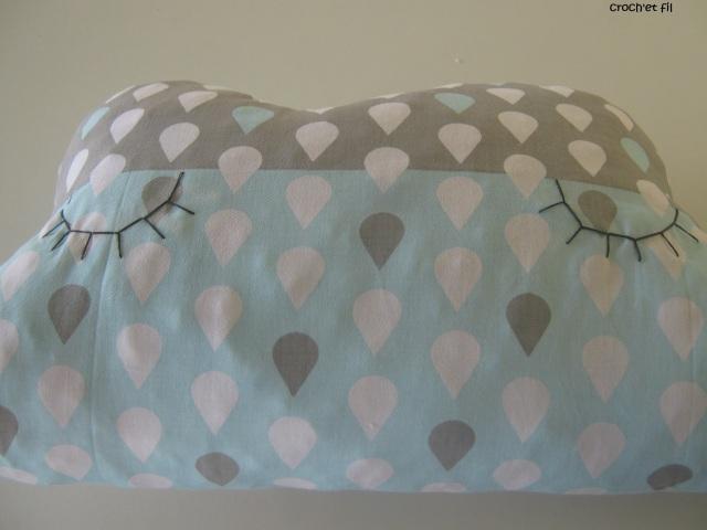 coussin oreiller nuage-crochetfil7