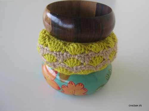 crochetfil défi sc ananas