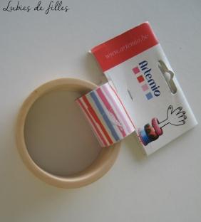 bracelet en wax lubies de filles 2