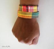 bracelet chutes de tissu lubies de filles 2