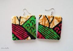 DIY boucles d'oreille en carton lubies de filles 2