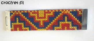 manchette crochetfil 10