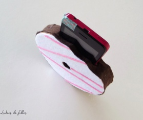 Porte téléphone lubies de filles10