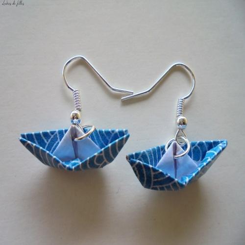 bateau origami lubies de filles