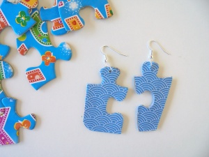 boucles d'oreilles puzzle lubies de filles9