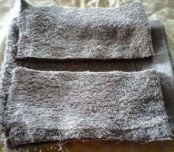 DIY disques et carrés démaquillants en coton lubies de filles2