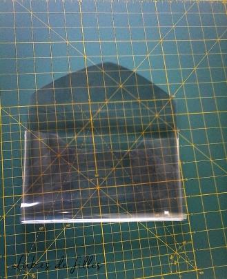 DIY pochette transparent lubies de filles 3