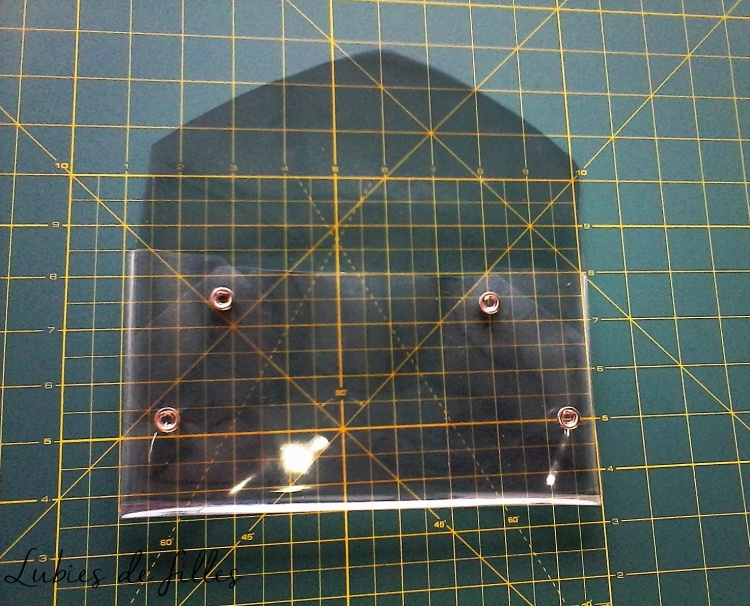 DIY pochette transparent lubies de filles 4