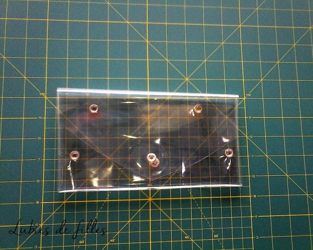 DIY pochette transparent lubies de filles 5