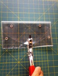 DIY pochette transparent lubies de filles 7