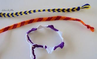 bracelets Brésiliens lubies de filles