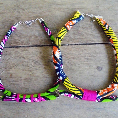 collier cordon en wax lubies de filles (2)