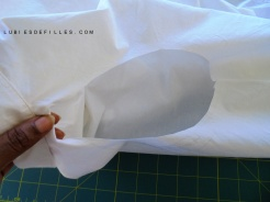 DIY chemise cold shoulders7