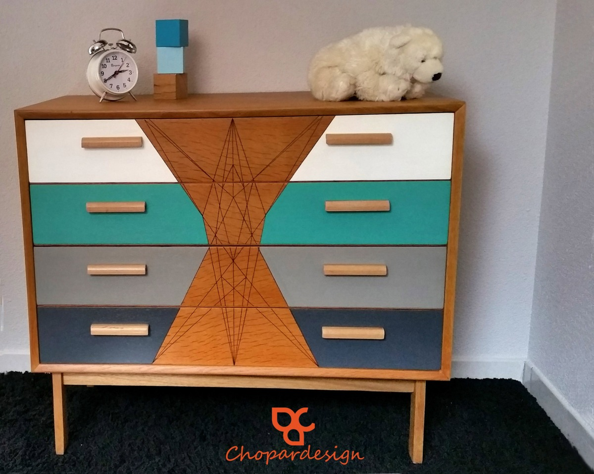 Inspiration #4: customiser une commode