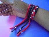 bracelet double en fil de nylon- lubiesdefilles.com 02