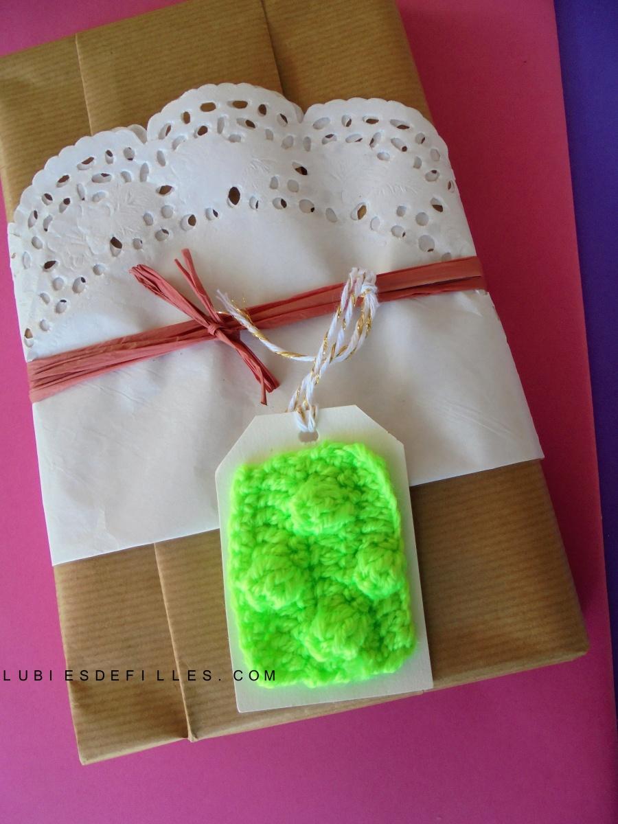 DIY étiquettes cadeaux