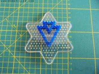 Boucles d'oreilles géométriques en cuir- lubiesdefilles.com 0