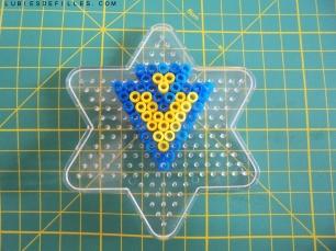 Boucles d'oreilles géométriques en cuir- lubiesdefilles.com 01