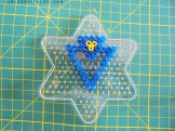 Boucles d'oreilles géométriques en cuir- lubiesdefilles.com 04
