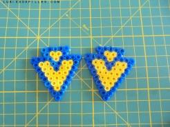 Boucles d'oreilles géométriques en cuir- lubiesdefilles.com 05