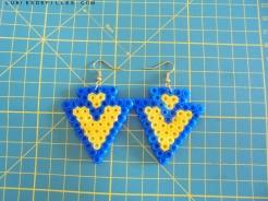 Boucles d'oreilles géométriques en cuir- lubiesdefilles.com 08