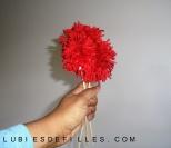 Bouquet de pompons lubiesdefilles 11
