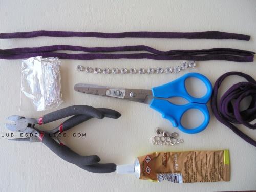 Bracelet en trapilho-lubiesdefilles.com
