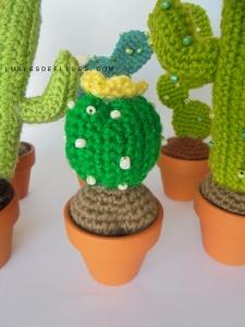 Cactus en crochet 0