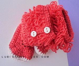 Chausson en crochet-lubiesdefilles.com