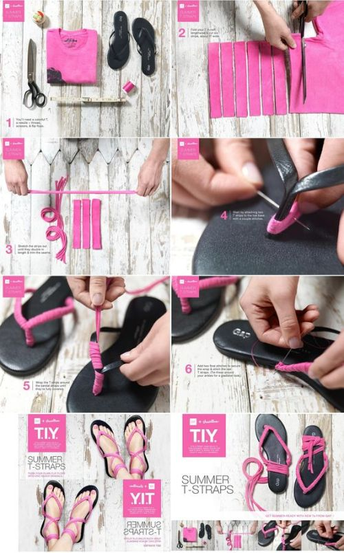 customiser-des-flip-flops